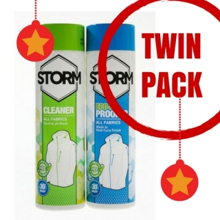 STORM Cleaner + Proofer